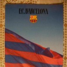 Coleccionismo deportivo: REVISTA DOSSIER FUTBOL CLUB BARCELONA OFICIAL. Lote 30042977