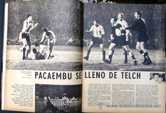 Resultado de imagen para argentina 3 a 0 brasil 1964