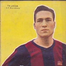 Coleccionismo deportivo: REVISTAS DICEN Nº 206 22-9-1956 TEJADA BARCELONA . Lote 30283971
