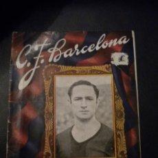 Coleccionismo deportivo: CLUB DE FUTBOL BARCELONA,MARTIN 30-4-1950.. Lote 30301094