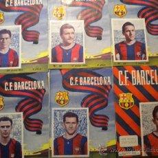 Coleccionismo deportivo: LOTE DE 6 REVISTAS DEL CLUB DE FUTBOL BARCELONA AÑOS 1955-1956.. Lote 30308503