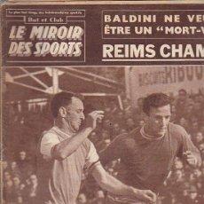 Coleccionismo deportivo - REVISTA LE MIROIR DES SPORTS 2-5-1960 - 30535868