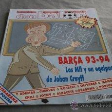 Collectionnisme sportif: REVISTA AS SEMANAL Nº930 AGOSTO 1993 POSTER ESTEBARANZ BARCELONA 94-94. Lote 30635278