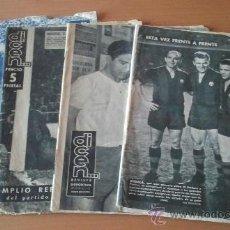 Coleccionismo deportivo: LOTE DE REVISA DEPORTIVA DICEN . Lote 30879547