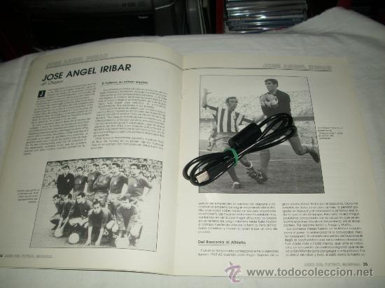 Coleccionismo deportivo: REVISTA ASES DEL FUTBOL MUNDIAL 2 MARADONA BONIEK IRIBAR MEAZZA PFAFF SPENCER RESENBRINK TOSTAO - Foto 6 - 30991513