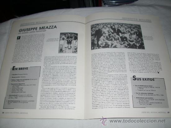 Coleccionismo deportivo: REVISTA ASES DEL FUTBOL MUNDIAL 2 MARADONA BONIEK IRIBAR MEAZZA PFAFF SPENCER RESENBRINK TOSTAO - Foto 8 - 30991513