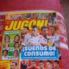 Coleccionismo deportivo: REVISTA JUGON Nº 67 AÑO 2012. Lote 31323800
