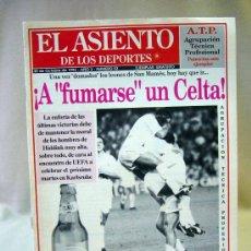 Coleccionismo deportivo: REVISTA, EL ASIENTO DE LOS DEPORTES, 1993, AÑO 3, Nº 53, C.F. VALENCIA. Lote 31376192