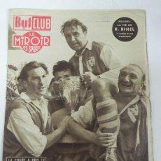 Coleccionismo deportivo - REVISTA LE MIROIR DES SPORTS, BUT ET CLUB, N. 292, 7 DE MAYO DE 1951, REVISTA DEDICADA AL FUTBOL, BA - 32315488