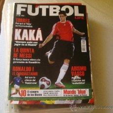Coleccionismo deportivo: REVISTA FUTBOL LIFE N 2. Lote 32340687