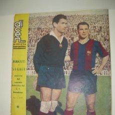 Coleccionismo deportivo: REVISTA DEPORTIVA DICEN...AÑO IV...Nº. 165...AÑO 1.955. Lote 32450637