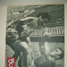 Coleccionismo deportivo: REVISTA DEPORTIVA DICEN...AÑO VI...Nº. 254...AÑO 1.957. Lote 32450740