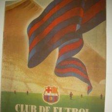 Coleccionismo deportivo: CLUB DE FUTBOL BARCELONA ...REVISTA DE INFORMACION MES DE ABRIL DE 1.954. Lote 32451049