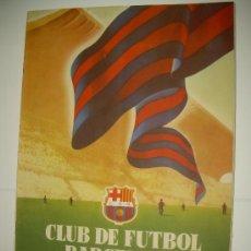 Coleccionismo deportivo: CLUB DE FUTBOL BARCELONA ...REVISTA DE INFORMACION MES DE ENERO DE 1.955. Lote 32451105