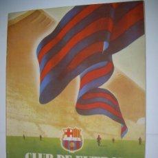 Coleccionismo deportivo: CLUB DE FUTBOL BARCELONA ...REVISTA DE INFORMACION MES DE FEBRERO DE 1.955. Lote 32451411