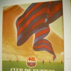 Coleccionismo deportivo: CLUB DE FUTBOL BARCELONA ...REVISTA DE INFORMACION MES DE MARZO DE 1.955. Lote 32451464
