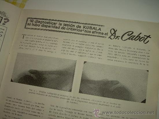 Coleccionismo deportivo: CLUB DE FUTBOL BARCELONA ...REVISTA DE INFORMACION MES DE MARZO DE 1.955 - Foto 3 - 32451464