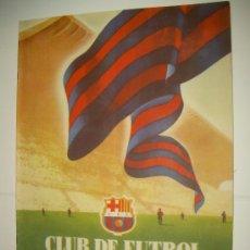 Coleccionismo deportivo: CLUB DE FUTBOL BARCELONA ...REVISTA DE INFORMACION MES DE ABRIL DE 1.955. Lote 32451488