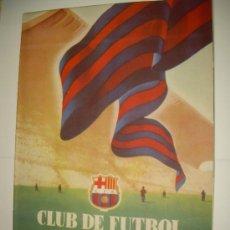 Coleccionismo deportivo: CLUB DE FUTBOL BARCELONA ...REVISTA DE INFORMACION..Nº 12 DEL AÑO DE 1.955. Lote 32451606