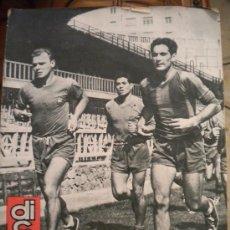 Coleccionismo deportivo: REVISTA DICEN KUBALA Y RAMALLETS. Lote 33294092
