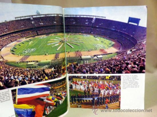 Coleccionismo deportivo: REVISTA, FUTBOL, GRAFICO, LAS 100 MEJORES FOTOS DEL MUNDIAL, ARGENTINA 1978 - Foto 2 - 33427370