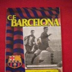 Club de futbol barelona 3-12-1950 barcelona - Sevilla.