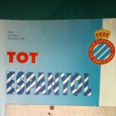 Coleccionismo deportivo: TOT ESPANYOL. Lote 34945873