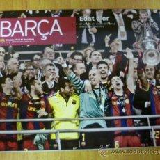 Coleccionismo deportivo: REVISTA; BARÇA Nº 51, JUNY - JULIOL 2011. Lote 35054686