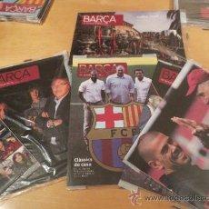 Coleccionismo deportivo: (9004) REVISTAS DEL F.C. BARCELONA DEL AÑO 2010 - 6 REVISTAS. Lote 35517765