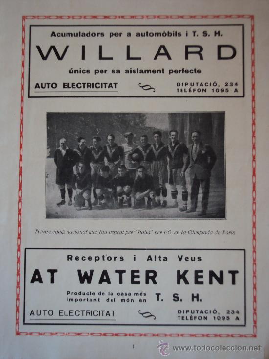 Coleccionismo deportivo: (F-220)ALBUM FOTOGRAFIC DE FUTBOL 1925-1926 CLUBS DE CATALUNYA - Foto 2 - 35610704