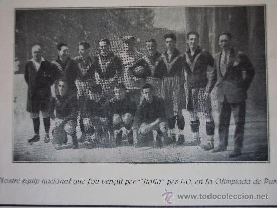 Coleccionismo deportivo: (F-220)ALBUM FOTOGRAFIC DE FUTBOL 1925-1926 CLUBS DE CATALUNYA - Foto 3 - 35610704