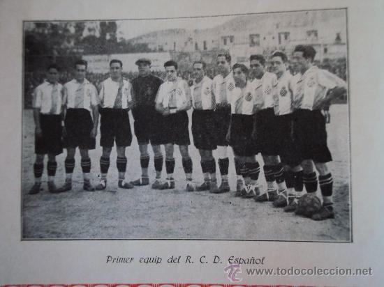 Coleccionismo deportivo: (F-220)ALBUM FOTOGRAFIC DE FUTBOL 1925-1926 CLUBS DE CATALUNYA - Foto 6 - 35610704