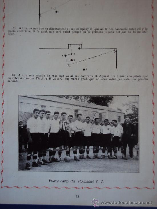 Coleccionismo deportivo: (F-220)ALBUM FOTOGRAFIC DE FUTBOL 1925-1926 CLUBS DE CATALUNYA - Foto 11 - 35610704