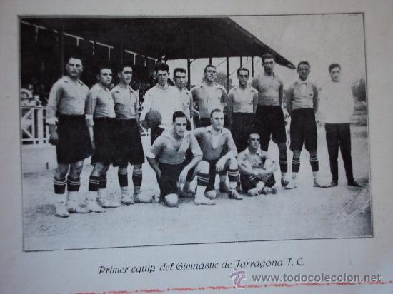 Coleccionismo deportivo: (F-220)ALBUM FOTOGRAFIC DE FUTBOL 1925-1926 CLUBS DE CATALUNYA - Foto 12 - 35610704