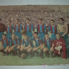 ANTIGUA REVISTA.......CLUB DE FUTBOL BARCELONA.