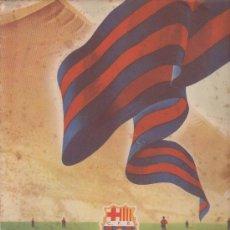 Coleccionismo deportivo: INFORMACIÓN CLUB DE FUTBOL BARCELONA INFORMACIÓN MES DE MARZO DE 1954 (RADIO IBERIA). Lote 36744842