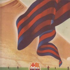 Coleccionismo deportivo: INFORMACIÓN CLUB DE FUTBOL BARCELONA INFORMACIÓN MES DE ABRIL 1954 (RADIO IBERIA). Lote 36744878