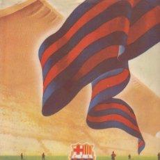 Coleccionismo deportivo: INFORMACIÓN 7 CLUB DE FUTBOL BARCELONA DE ENERO DE 1955 (RADIO IBERIA). Lote 36744947