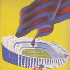 Coleccionismo deportivo: INFORMACIÓN 14 CLUB DE FUTBOL BARCELONA AÑO 1956 . Lote 36745025