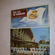 Coleccionismo deportivo: REVISTA REAL MADRID Nº180 MAYO 1965 - REAL MADRID CF CAMPEON LIGA 64-65........ Lote 37111762