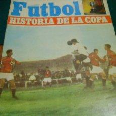 Coleccionismo deportivo: FÚTBOL HISTORIA DE LA COPA Nº 3, 1914-1916 (RIVILLA). Lote 37143291
