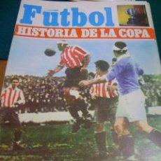 Coleccionismo deportivo: FÚTBOL HISTORIA DE LA COPA Nº 6, 1923-1924 (NAVARRO). Lote 37143370