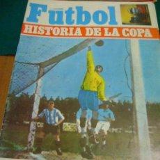 Coleccionismo deportivo: FÚTBOL HISTORIA DE LA COPA Nº 9, 1927 (LÁNGARA). Lote 37143393