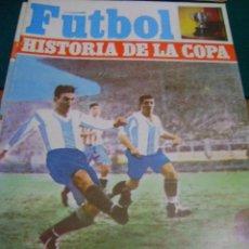 Coleccionismo deportivo: FÚTBOL HISTORIA DE LA COPA Nº 11, 1929 (ZAMORA). Lote 37143396