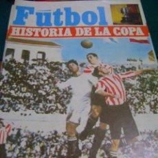Coleccionismo deportivo: FÚTBOL HISTORIA DE LA COPA Nº 12, 1930 (CÉSAR). Lote 37143413