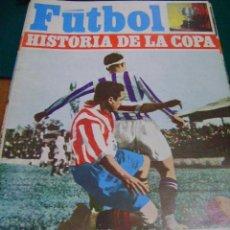 Coleccionismo deportivo: FÚTBOL HISTORIA DE LA COPA Nº 13, 1931 (DI STÉFANO). Lote 37143425