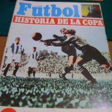 Coleccionismo deportivo: FÚTBOL HISTORIA DE LA COPA Nº 14, 1932 (IRARAGORRI). Lote 37143646