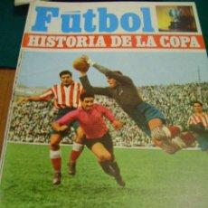 Coleccionismo deportivo: FÚTBOL HISTORIA DE LA COPA Nº 25, 1945 (GAINZA). Lote 37143757