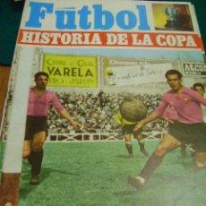 Coleccionismo deportivo: FÚTBOL HISTORIA DE LA COPA Nº 26, 1946 (CARMELO). Lote 37143774