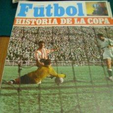 Coleccionismo deportivo: FÚTBOL HISTORIA DE LA COPA Nº 27, 1947 (SAMITIER). Lote 37143785